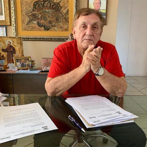 """""""Oposição não existe. Wellington Dias é dono de tudo"""", diz Mão Santa"""