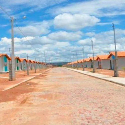 Piauí reduz em quase 70% obras contratadas pelo Minha Casa Minha Vida