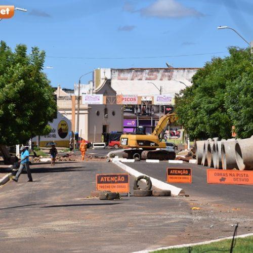 STTRAM de Picos determina tráfego temporário para veículos que circulam pelo centro