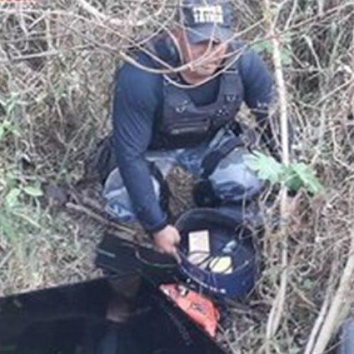 Força Tática recupera objeto roubados da casa de um policial no Piauí
