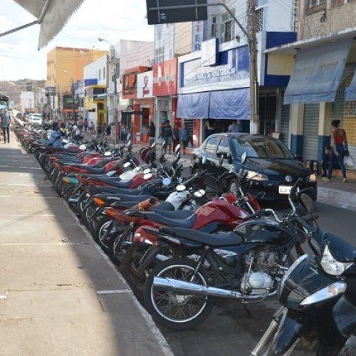 Programa para regularização de motocicletas entra em vigor