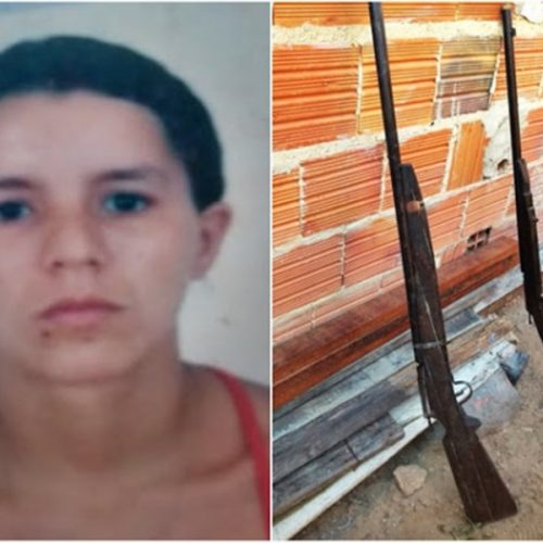 Mãe é morta com um tiro no rosto enquanto dormia e marido é o principal suspeito