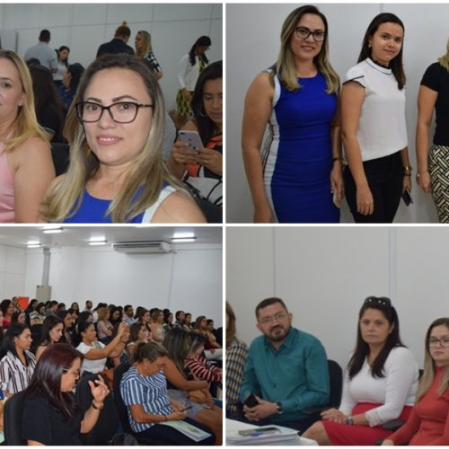 Representantes da SMAS de Santana participam de Fórum Regional do SUAS