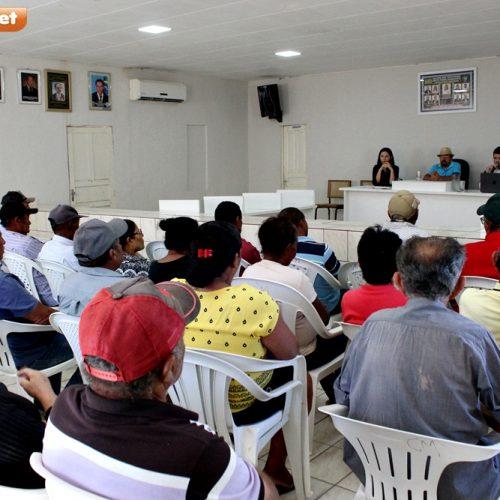 Audiência Pública esclarece mudanças sobre o Direito Previdenciário dos agricultores de Francisco Macedo; fotos