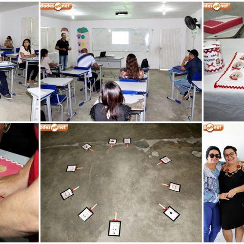 Educação de Francisco Macedo abre Jornada Pedagógica 2019.2 com oficinas e avaliações da BNCC; fotos