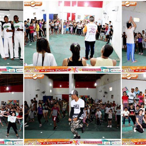 Em Alegrete, 1º Encontro Intermunicipal de Danças Populares ALÊVILA é aberto com sucesso; veja fotos