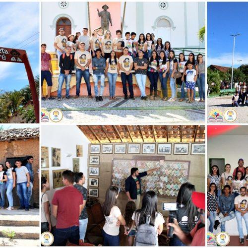 VILA NOVA│Membros da Biblioteca Municipal e do NUCA, visitam memorial Patativa do Assaré, no Ceará; fotos