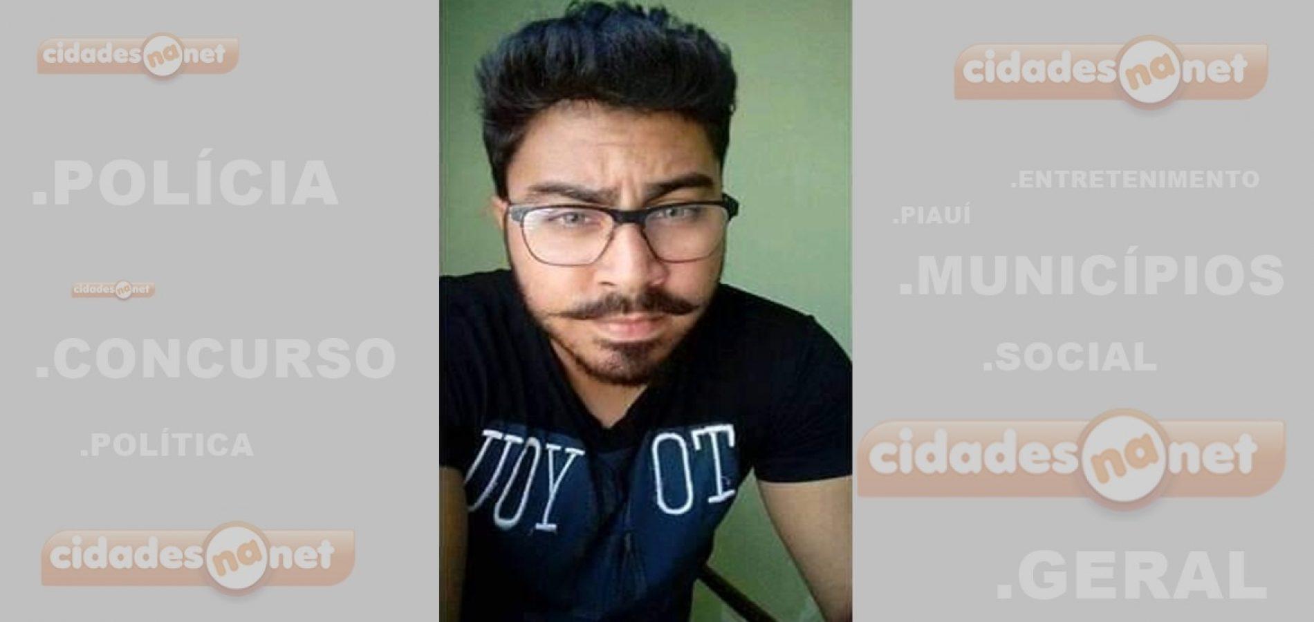 Jovem de 24 anos morre em acidente de moto no interior de Belém do Piauí