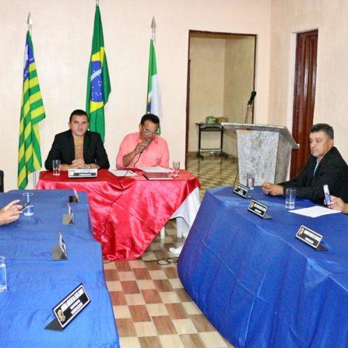 Câmara de Massapê do Piauí aprova LDO e inicia o recesso parlamentar