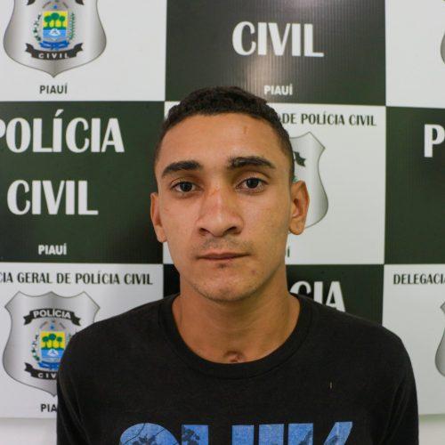Acusado de furtar escola municipal é preso pelo 25°DP em Teresina