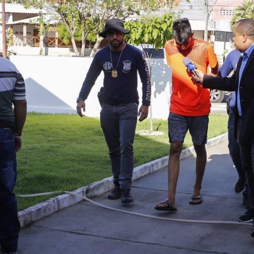 DHPP apreende acusado de amarrar e matar adolescente no Piauí
