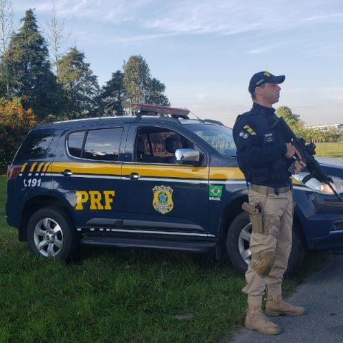 PRF registra cinco mortes em acidentes na 1ª quinzena de julho