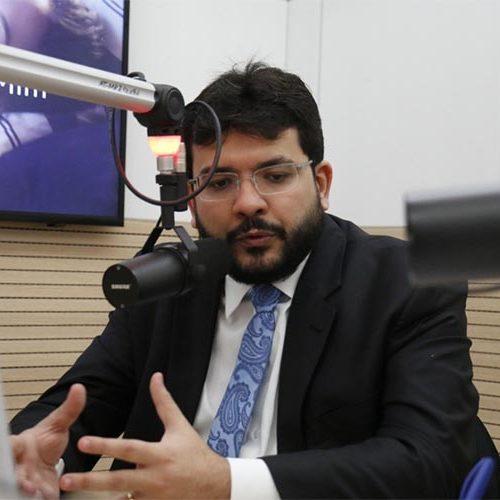 """""""Recurso já está na conta"""", garante Rafael Fonteles sobre os R$ 293 milhões do Finisa"""