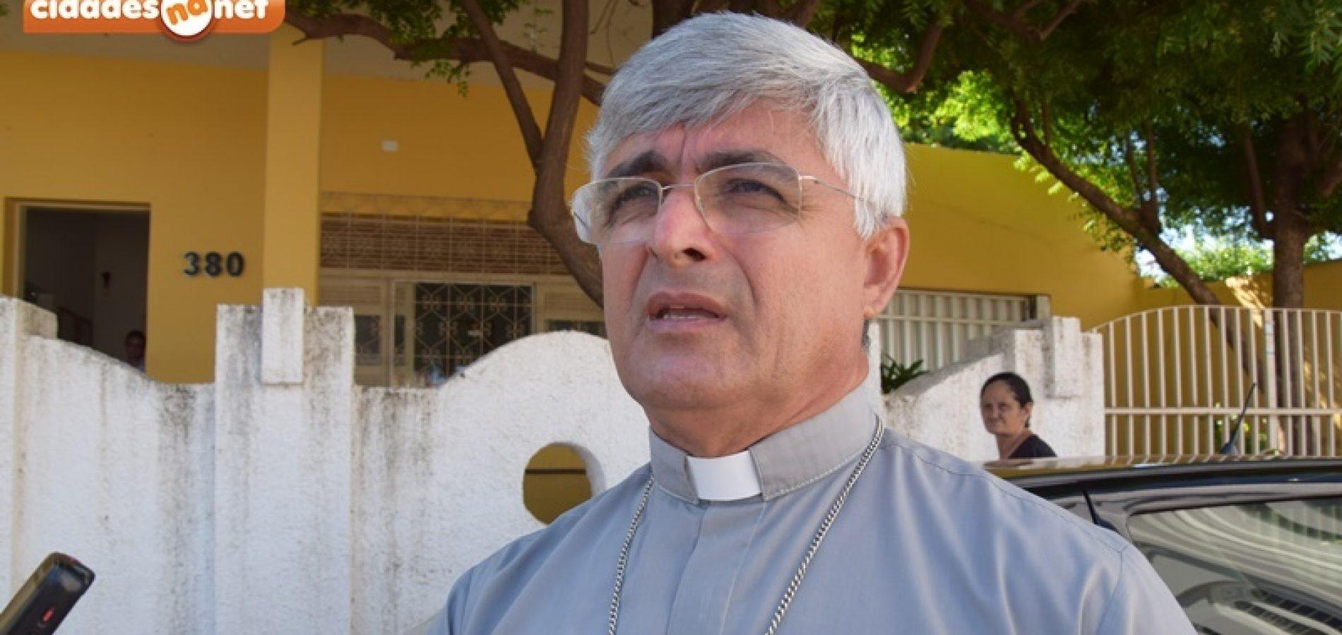 Diocese de Picos emite nota sobre transferência de Dom Plínio a Teresina
