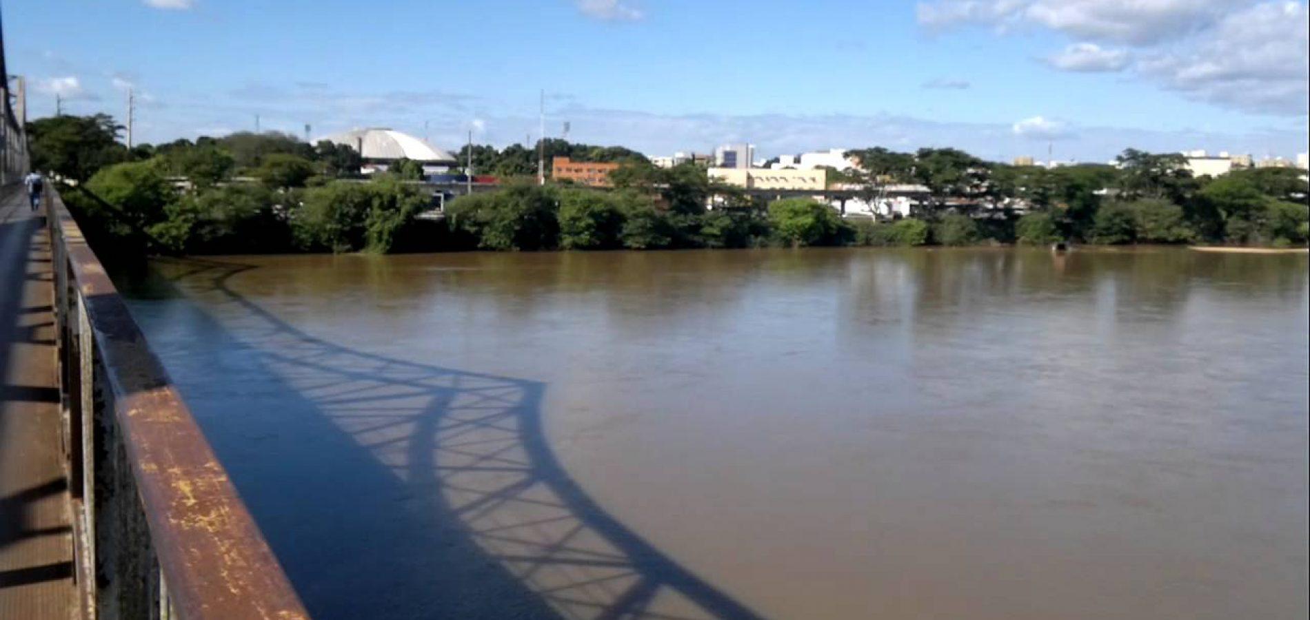 Corpo de homem é encontrado no Rio Parnaíba em Teresina