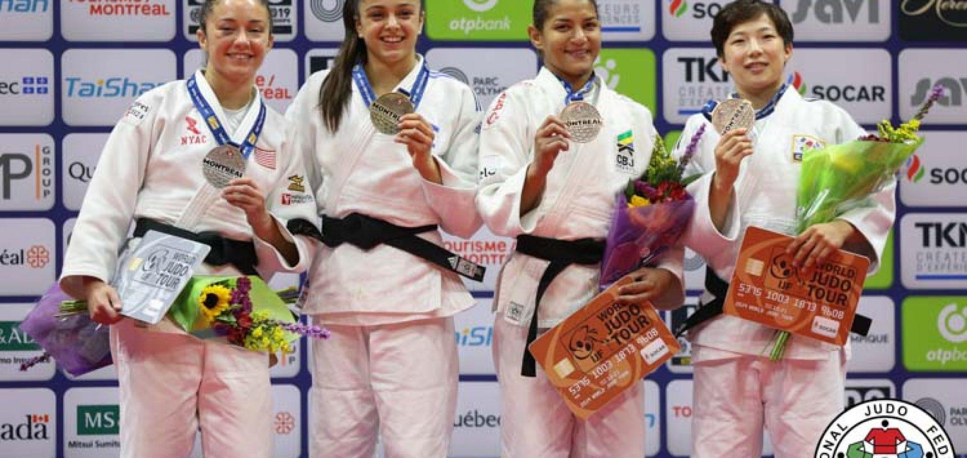 Piauiense conquista bronze no Canadá e volta ao pódio em Grand Prix