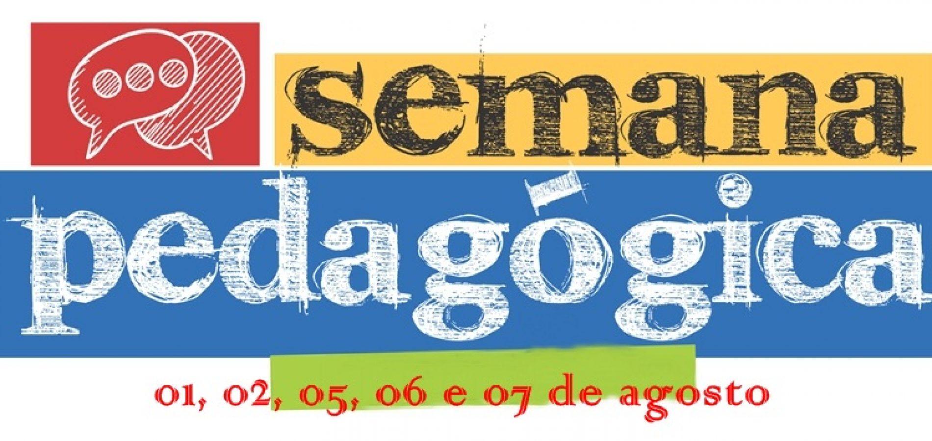 JAICÓS | II Semana Pedagógica acontece entre os dias 1 e 7 de agosto; veja programação!