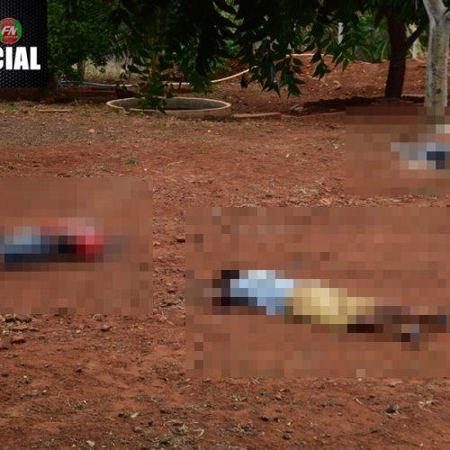 PAULISTANA   Polícia suspeita que homens mortos em chácara foram vítimas de pistolagem