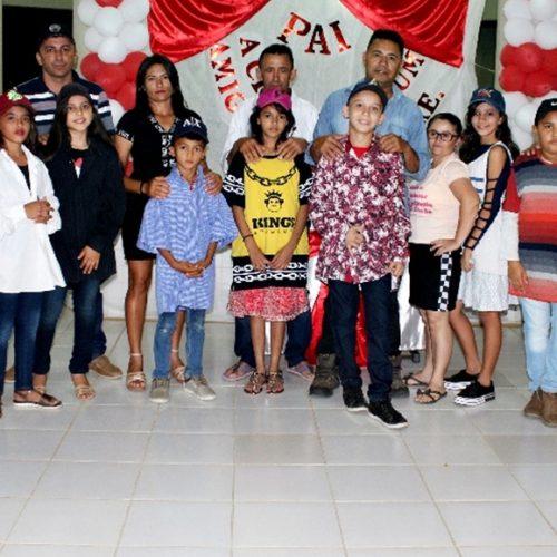 VILA NOVA   Escola Zacarias Manoel da Silva promove festa em comemoração ao Dia dos Pais