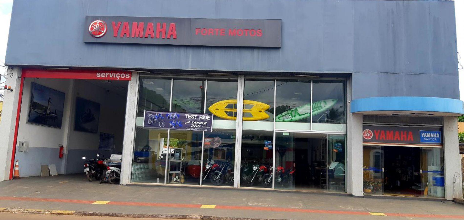 Juiz manda soltar homem que tentou aplicar golpe em loja da Yamaha no Piauí