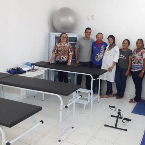 MASSAPÊ | Saúde descentraliza serviços e UBS do povoado ganha Sala de Fisioterapia