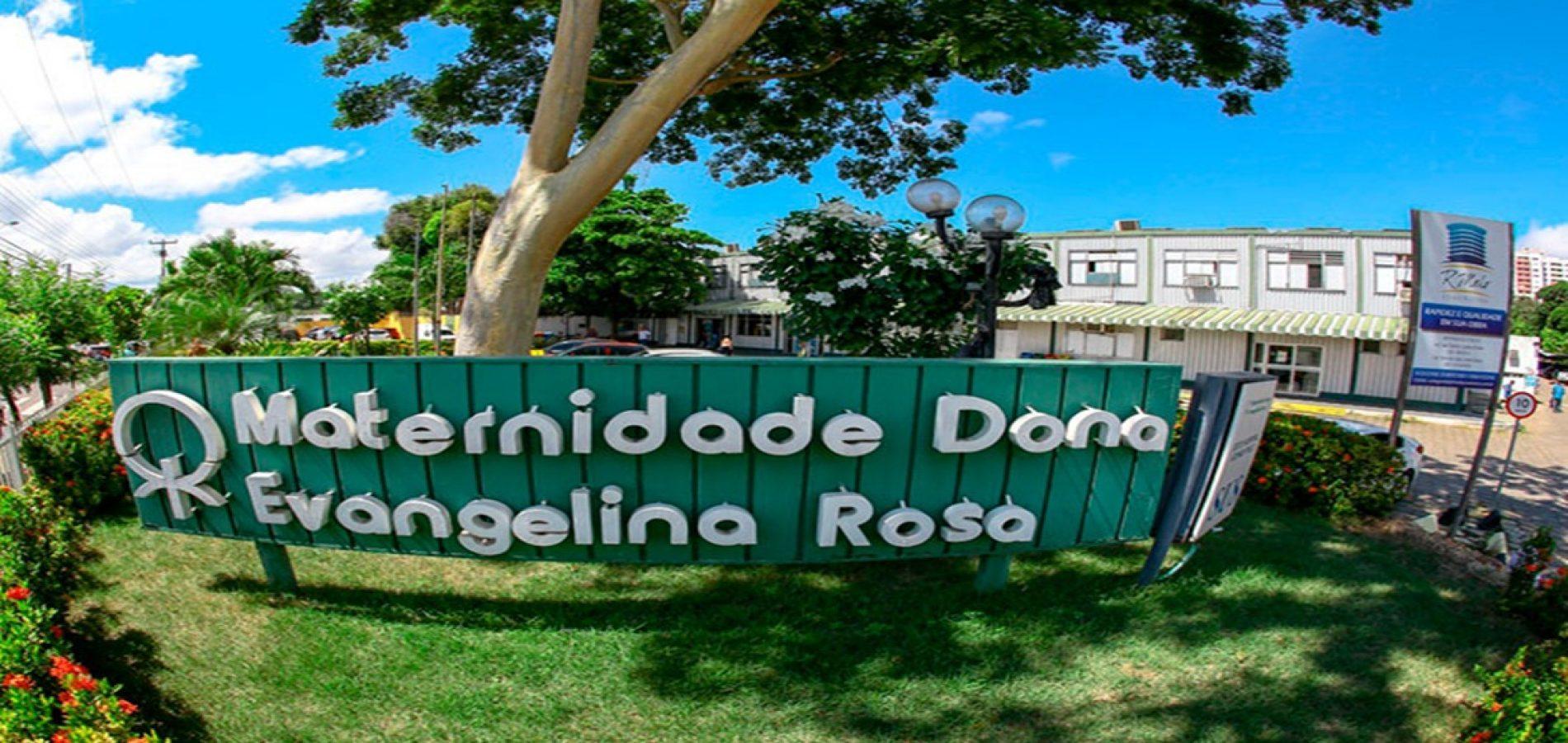 Designer denuncia agressão por segurança na Maternidade Evangelina Rosa