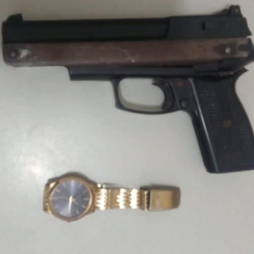Estudante é apreendido suspeito de ameaçar colega com arma de brinquedo em escola no Piauí