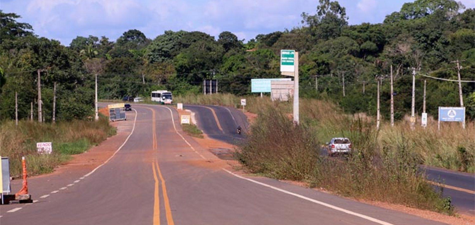 Ambulância do SAMU se envolve em acidente na BR 343 em Campo Maior