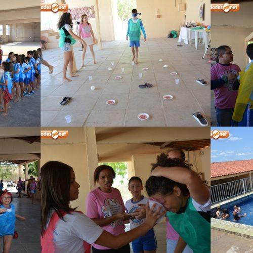 JAICÓS | Escola Pequeno Polegar gincana em comemoração ao Dia do Estudante