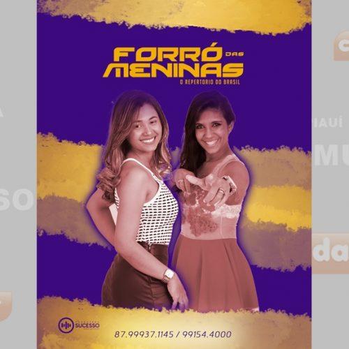 Cantora de Alegrete do Piauí integra banda Forró das Meninas. Veja vídeo!