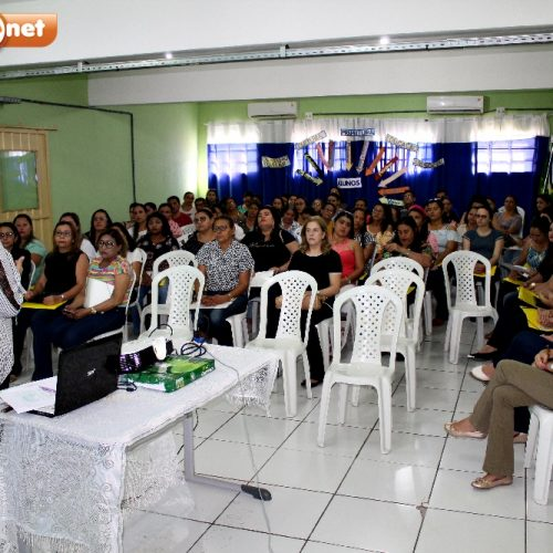 SÃO JULIÃO   Gestão do prefeito Dr. Jonas Alencar promove Jornada Pedagógica 2019.2