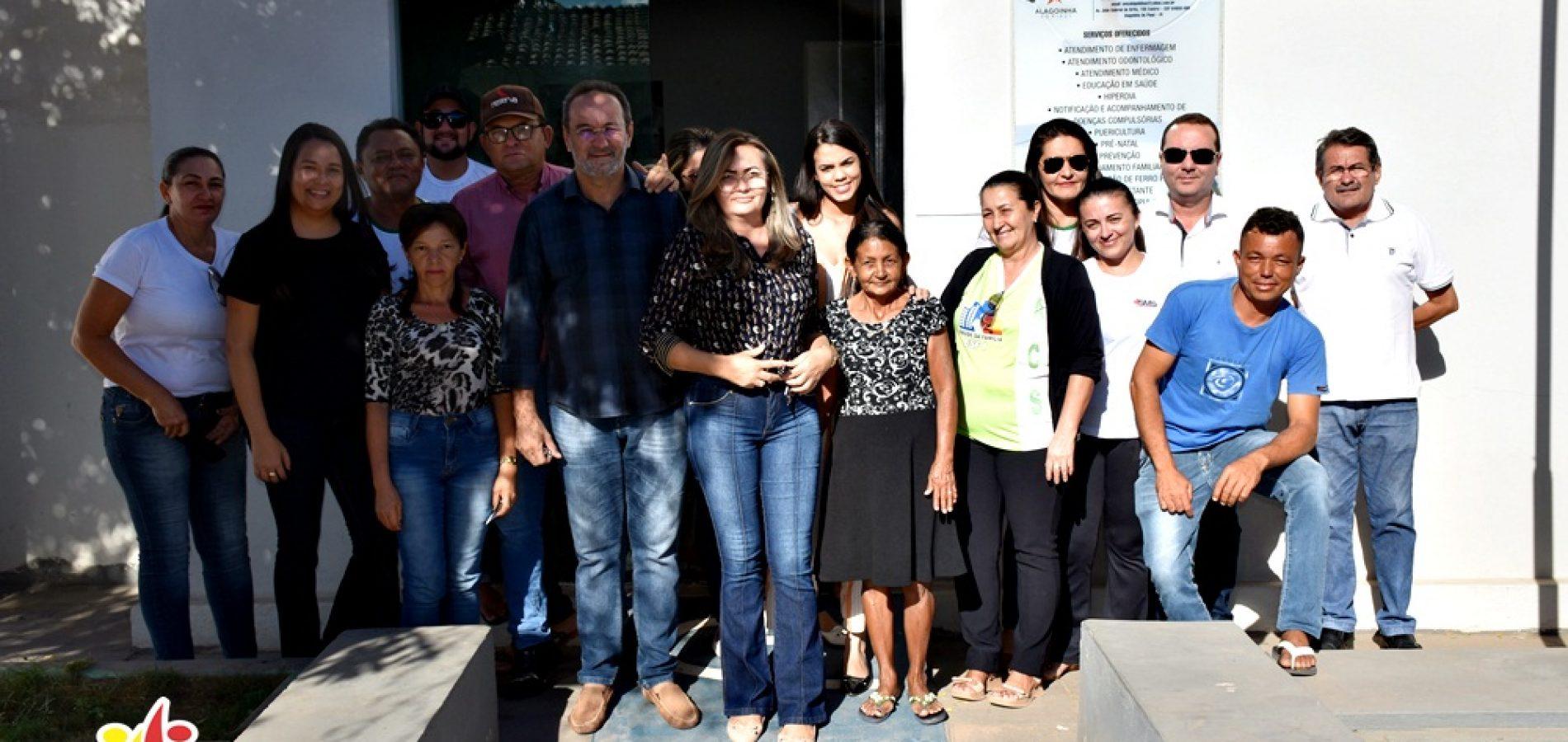 ALAGOINHA | Saúde inicia dois novos Grupos de Combate ao Tabagismo e acumula 66 pessoas atendidas