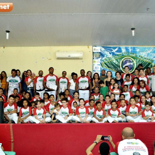 Associação Cultural Palmares promove o 8º encontro de Capoeira em Picos