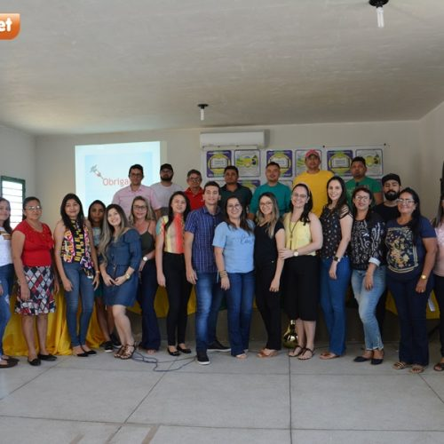 Saúde de Belém do Piauí capacita profissionais sobre  atendimento humanizado