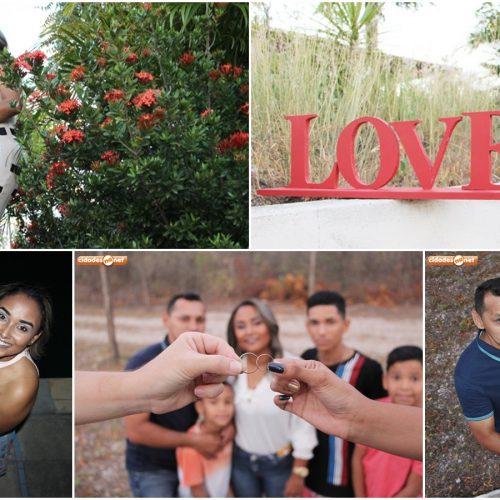 20 anos de um amor que vence barreiras | Clicks do Mês de agosto conta história de casal de Jaicós; Veja os registros !