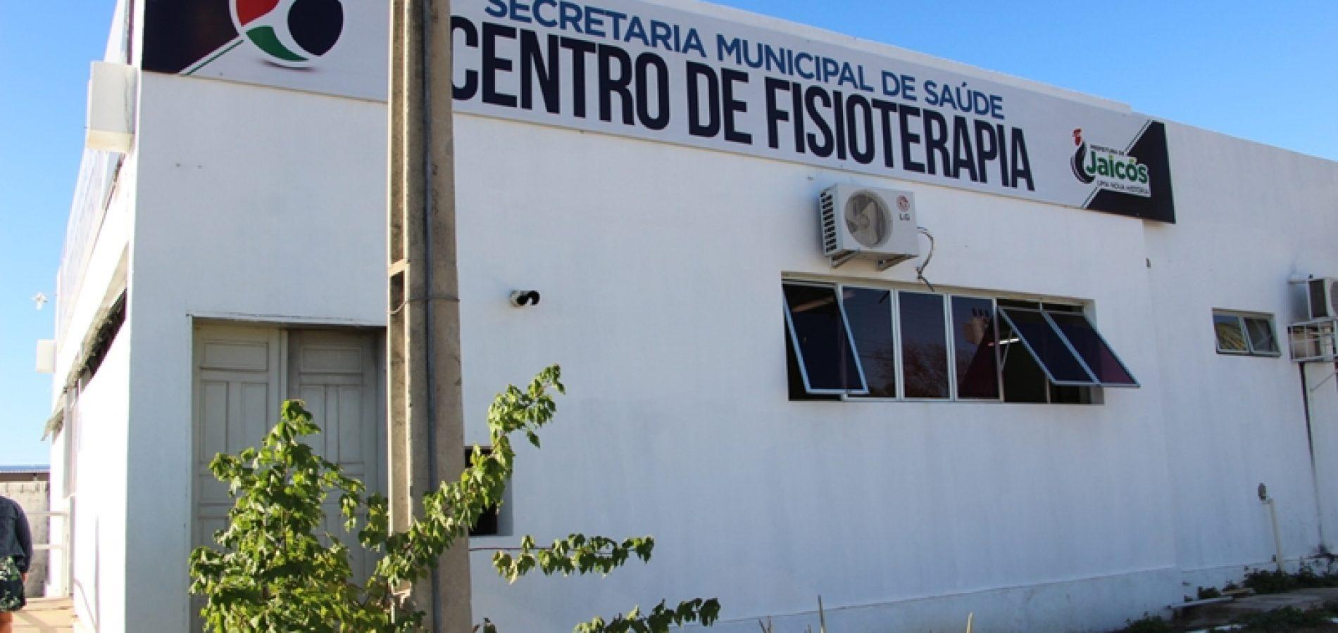 Centro de Fisioterapia de Jaicós retoma atendimentos