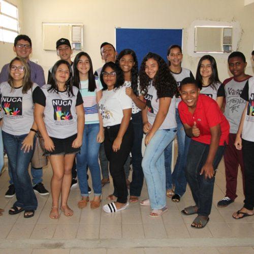 Oficina fortalece a participação de adolescentes de Massapê do Piauí no processo eleitoral