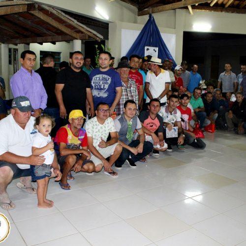 Em Vila Nova, Creche Professor Osvaldo e Escola Sabino Gomes celebram Dia dos Pais