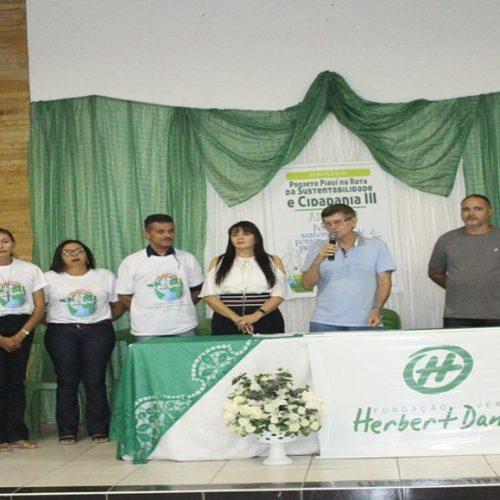 Fundação do Partido Verde discute política cidadã e sustentabilidade em Altos
