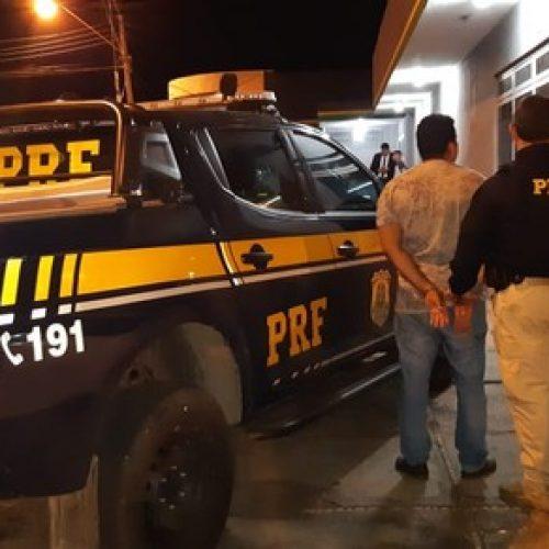 Motorista de aplicativo é preso suspeito de ajudar detento a fugir de penitenciária no Piauí
