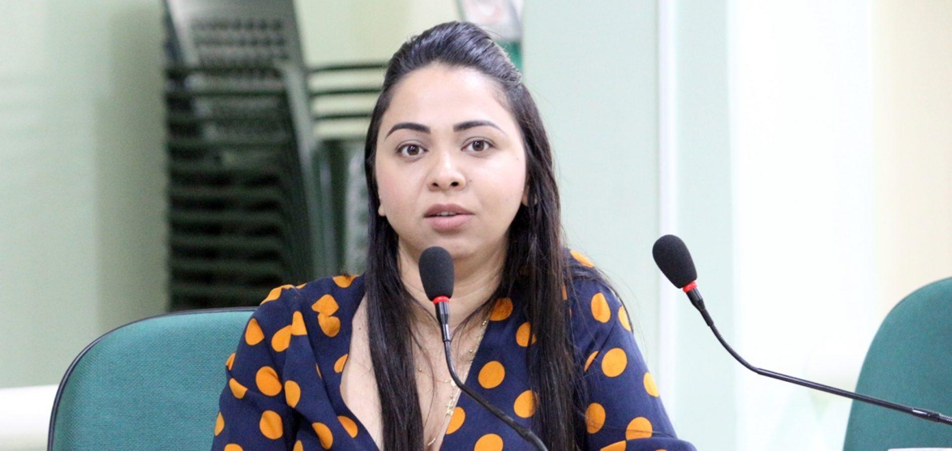 Vereadora Pretinha solicita contratação de nova especialidade médica para Jaicós