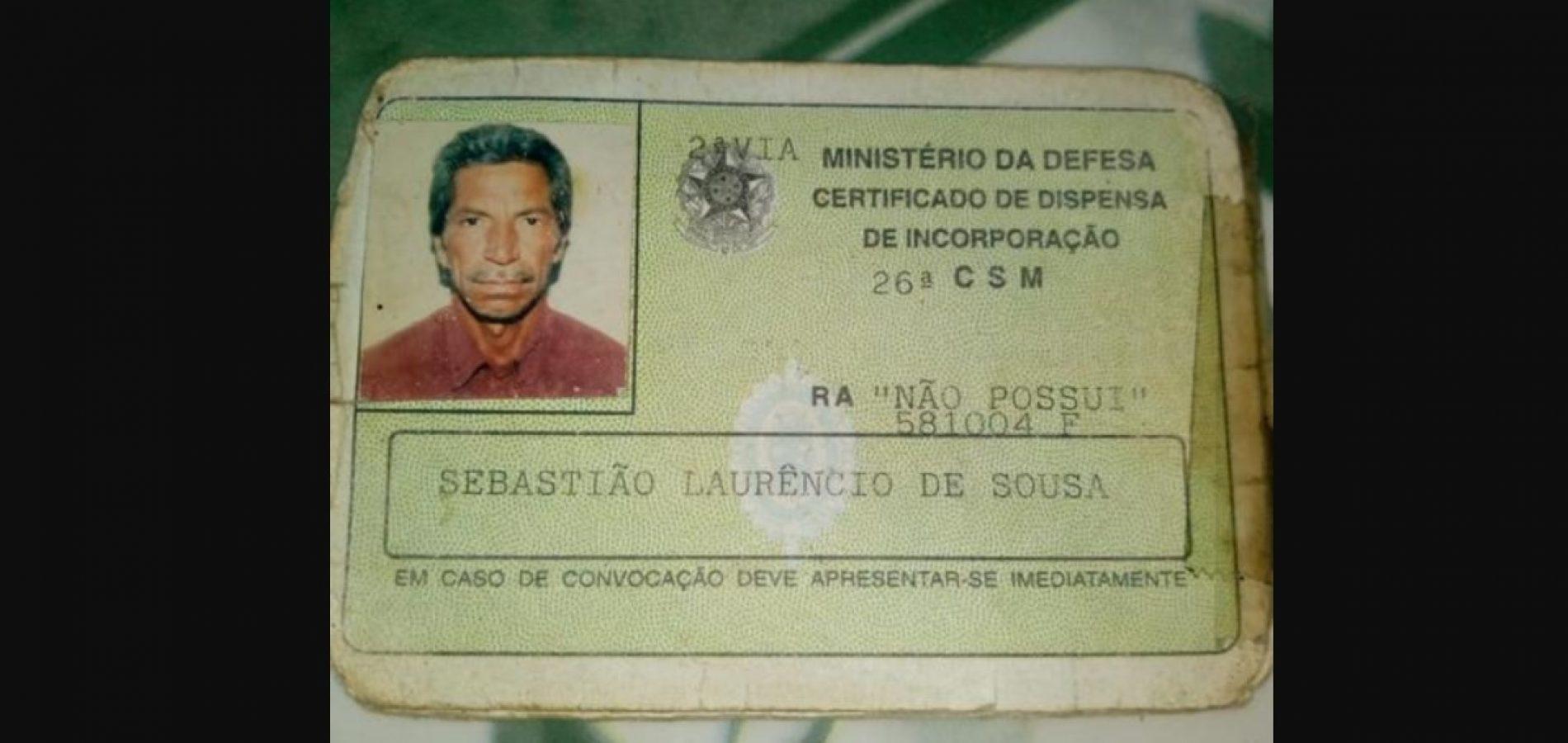 JAICÓS   Agricultor que estava desaparecido há nove dias é encontrado morto