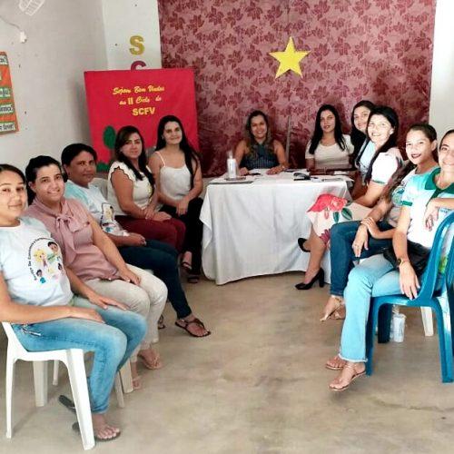 Assistência Social de Alagoinha do Piauí promove capacitação no 2º Ciclo de Ações Sociais