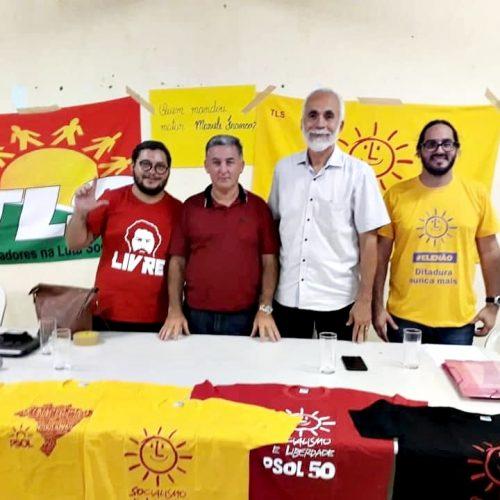 PSOL lança pré-candidatura para disputar eleições municipais 2020 em Bocaina