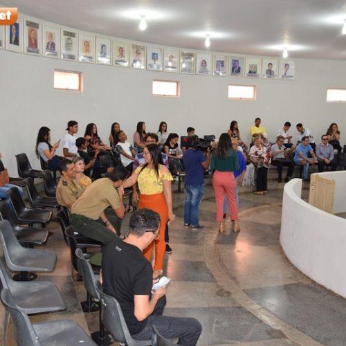 Prefeitura de Picos realiza audiência pública para discutir elaboração da LOA 2020