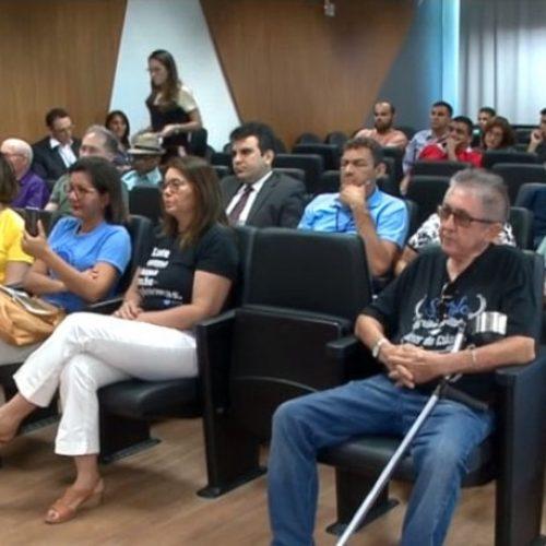 Audiência do Ministério Público discute a falta de medicamentos excepcionais no Piauí