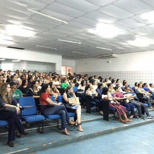PICOS   Saúde realiza capacitação sobre vigilância do sarampo