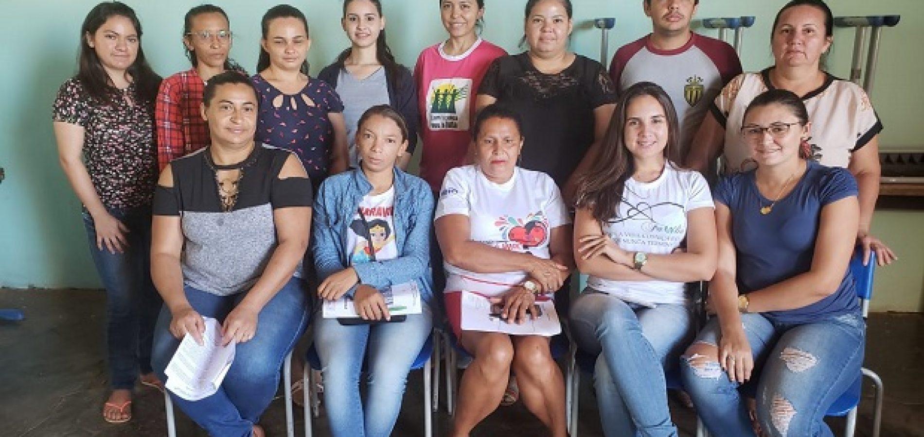 Prefeitura de Santana realiza curso de doces e salgados para comunidade