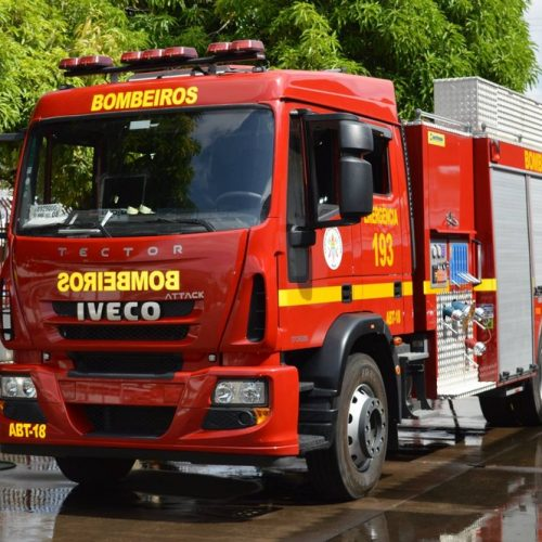Corpo de Bombeiros faz alerta e pede que população do Piauí não faça queimadas
