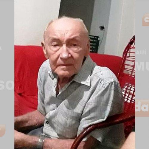 Morre em Fronteiras, aos 81 anos, o comerciante Burton Alencar